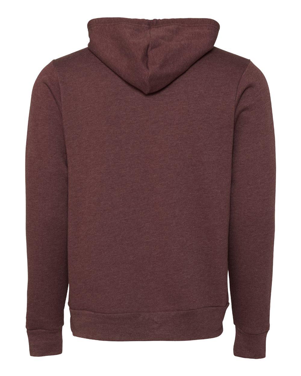 Bella-Canvas-Unisex-Sponge-Hooded-Pullover-Sweatshirt-Blank-3719-up-to-2XL thumbnail 47