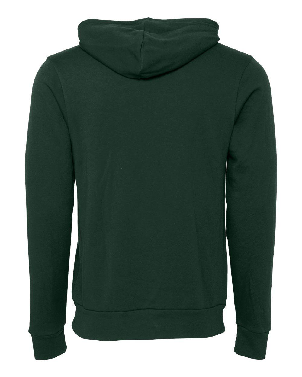 Bella-Canvas-Unisex-Sponge-Hooded-Pullover-Sweatshirt-Blank-3719-up-to-2XL thumbnail 37