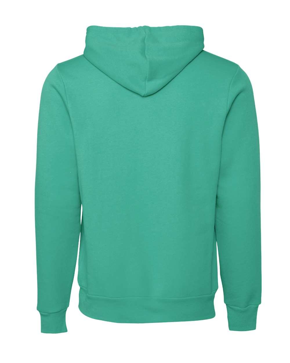 Bella-Canvas-Unisex-Sponge-Hooded-Pullover-Sweatshirt-Blank-3719-up-to-2XL thumbnail 93