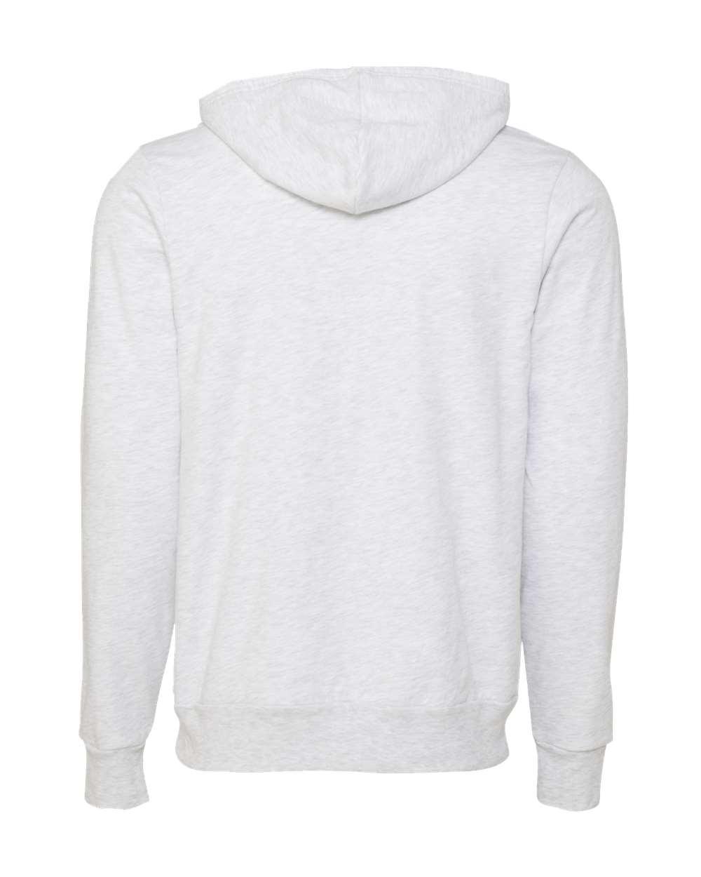 Bella-Canvas-Unisex-Full-Zip-Up-Hooded-Sweatshirt-Blank-Hoodie-3739-up-to-3XL thumbnail 6