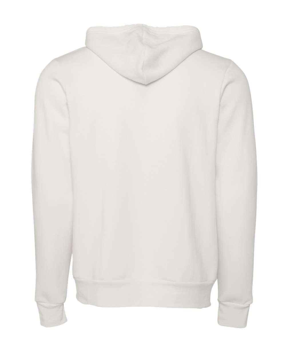 Bella-Canvas-Unisex-Full-Zip-Up-Hooded-Sweatshirt-Blank-Hoodie-3739-up-to-3XL thumbnail 88