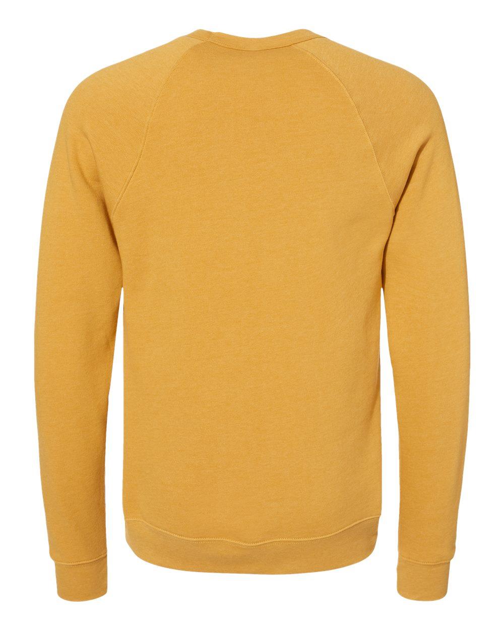 Bella-Canvas-Unisex-Sponge-Fleece-Crewneck-Sweatshirt-Top-Blank-3901-up-to-2XL thumbnail 38