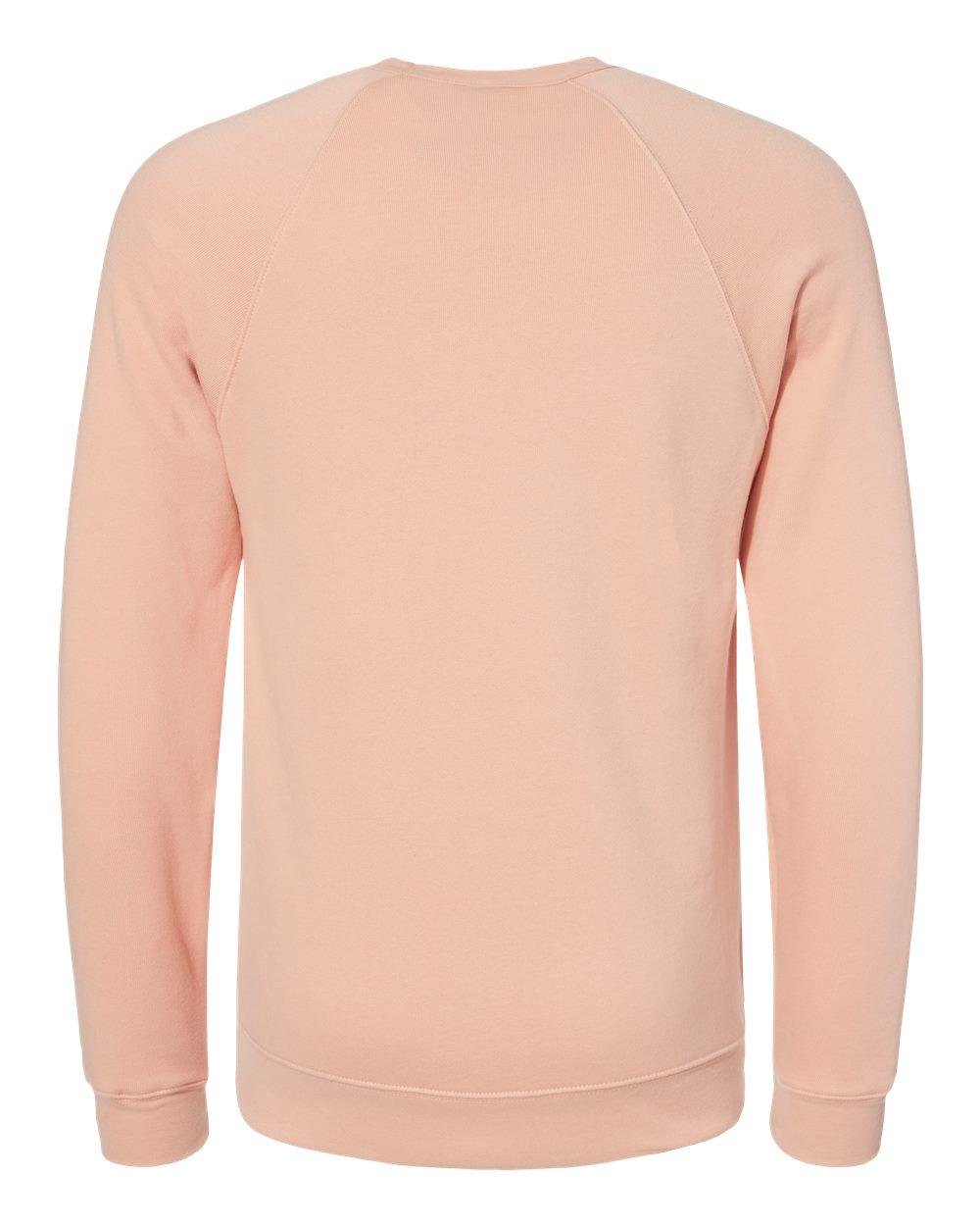 Bella-Canvas-Unisex-Sponge-Fleece-Crewneck-Sweatshirt-Top-Blank-3901-up-to-2XL thumbnail 58