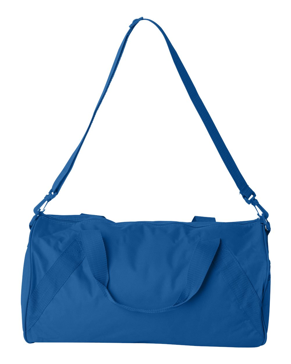 Liberty-Bags-Recycled-Small-Duffel-Gym-Bag-8805-Size-18-034-x-10-034-x-10-034 thumbnail 4