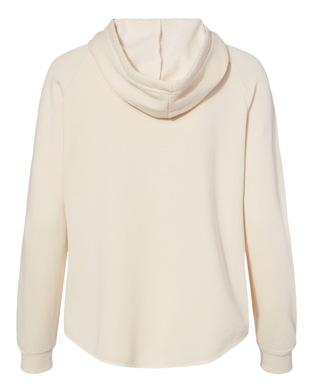 Independent-Trading-Co-Women-039-s-Wave-Wash-Full-Zip-Hooded-Sweatshirt-PRM2500Z thumbnail 3